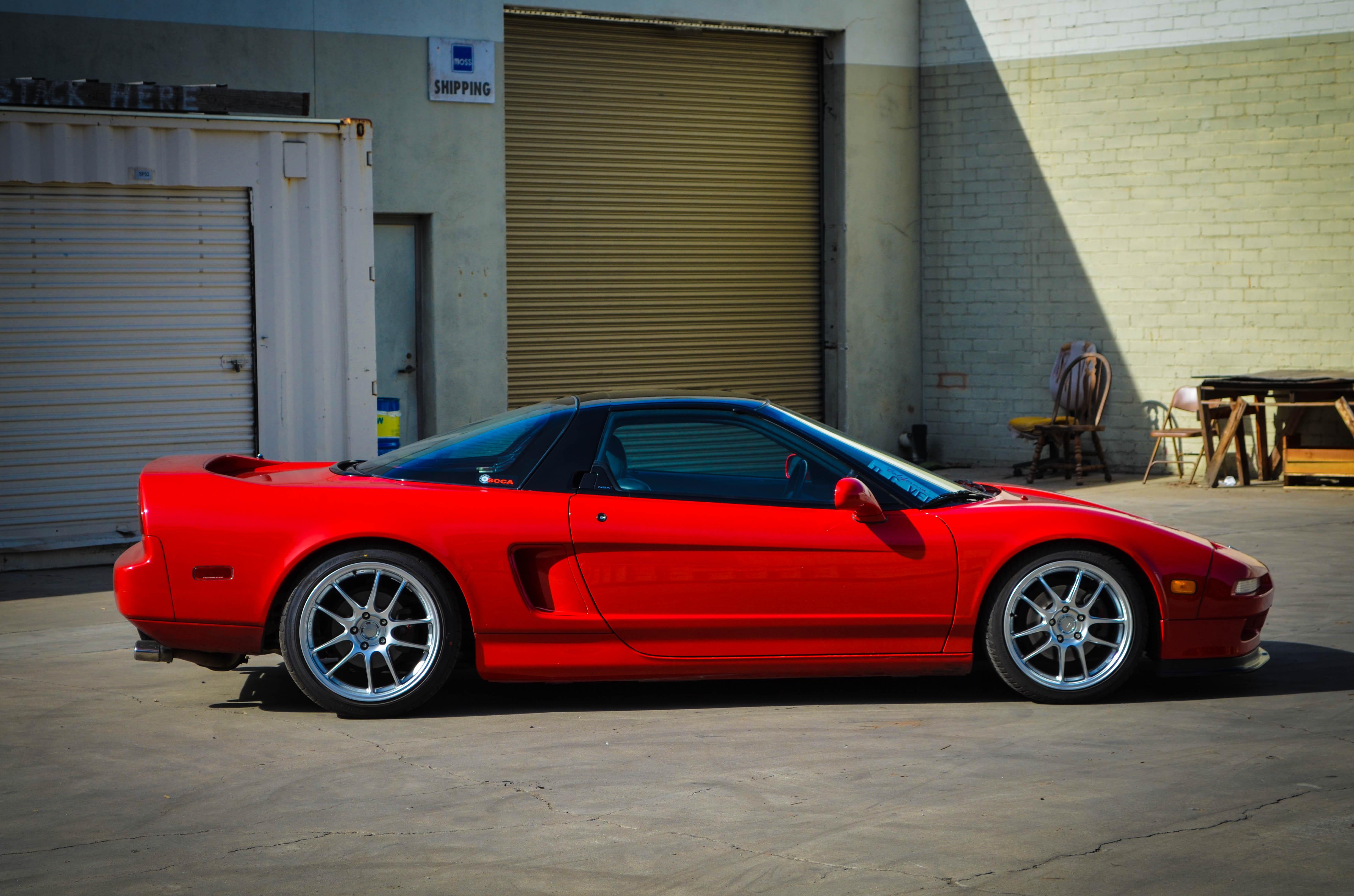The Original V-Tec: Acura NSX | Street Culture California