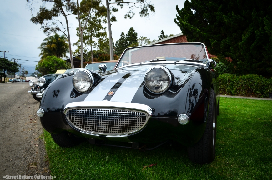 "In addition to ""big"" Healey's there were also some little healeys like this one. (more on this special Healey in the next post)"