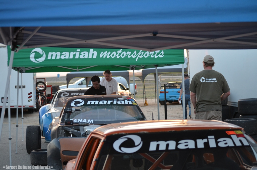 The Mariah boys came to race, and race they did.