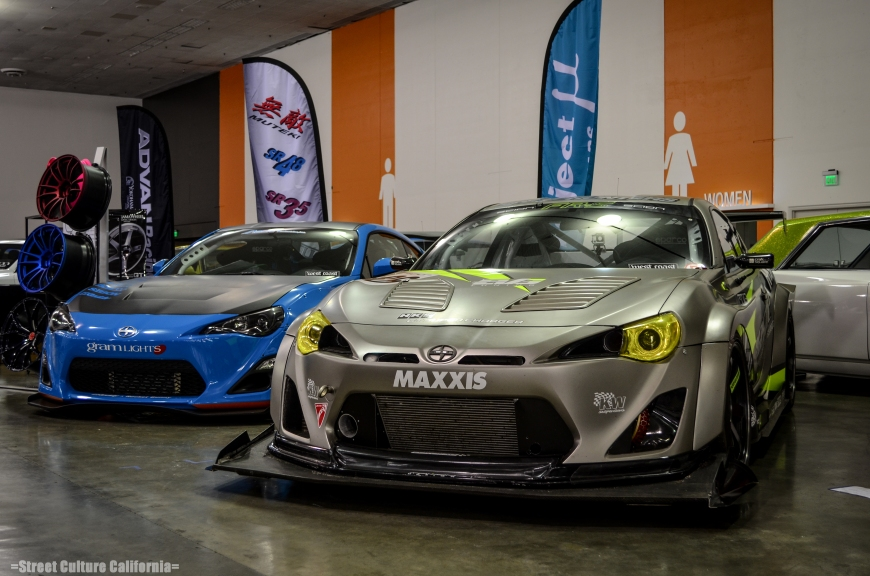 This FRS also took home an award
