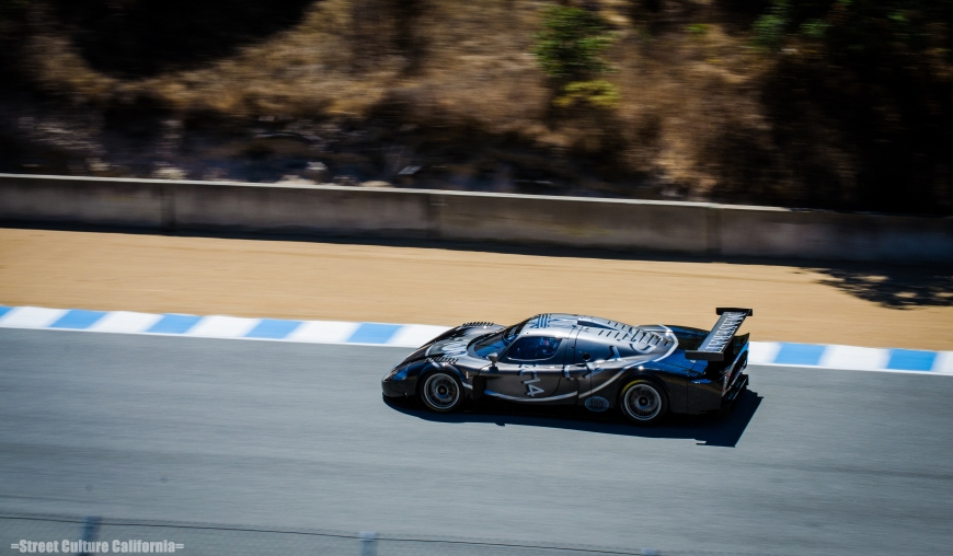 During the lunch break, Maserati send out their MC-12 Corsa. This was a full on race car and wouldnt have sounded out of place at an F1 race.